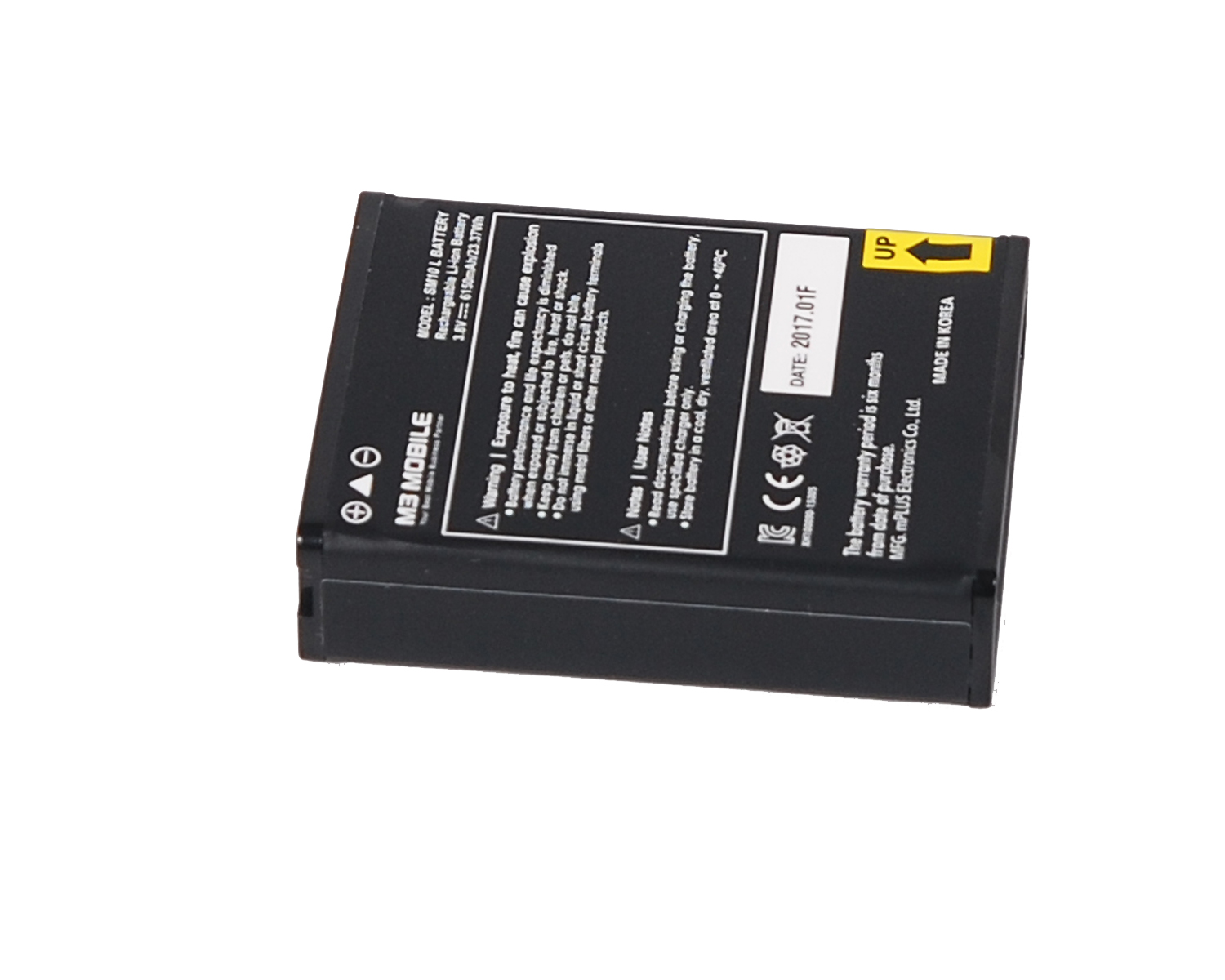 SM10(LTE) Extended Battery